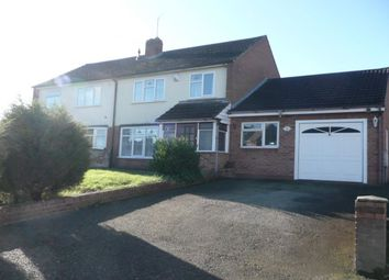 Thumbnail 3 bedroom property to rent in Gladstone Street, Hadley, Telford
