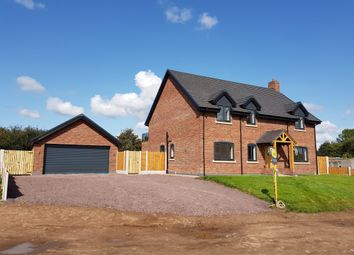 Thumbnail 5 bed detached house for sale in Ash Parva, Whitchurch