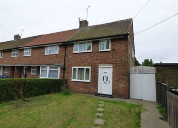 Thumbnail 2 bed end terrace house to rent in Caledon Close, Hull, East Yorkshire