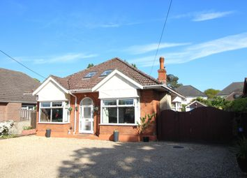 Thumbnail 4 bed bungalow for sale in The Grove, Christchurch, Dorset