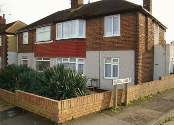 Thumbnail 2 bedroom flat to rent in London Road, Northfleet, Gravesend