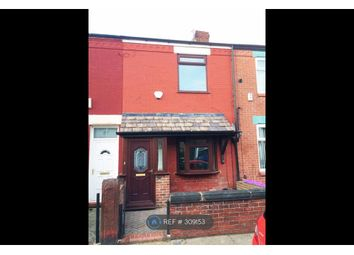 Thumbnail 2 bedroom terraced house to rent in Spencer Street, Stockport