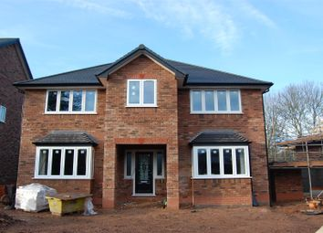 Thumbnail 5 bed detached house for sale in Hargreaves Lane, Stafford