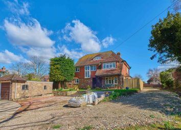Firle Road, Seaford BN25. 4 bed detached house for sale