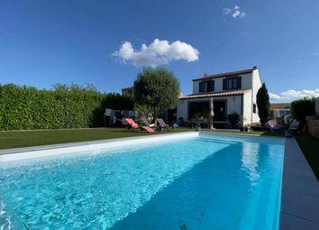 Thumbnail 4 bed villa for sale in 11100, Monze, Capendu, Carcassonne, Aude, Languedoc-Roussillon, France