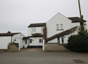Thumbnail 4 bed detached house for sale in Lincoln Road, Metheringham, Lincoln