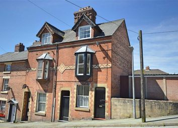 Thumbnail 3 bed end terrace house for sale in 22, Crescent Street, Newtown, Powys
