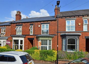 Thumbnail 2 bed terraced house for sale in Marshall Road, Sheffield