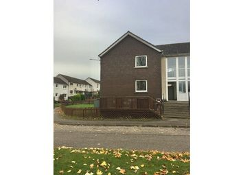 Thumbnail 2 bed flat to rent in Keir Hardy Drive, Mayfield, Dalkeith