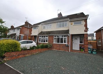 Thumbnail 4 bed semi-detached house for sale in Naunton Way, Cheltenham, Gloucestershire