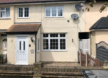 Thumbnail 3 bed terraced house to rent in Chippenham Close, Romford, Essex