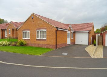 Thumbnail 3 bed detached bungalow for sale in Revell Close, South Normanton, Alfreton