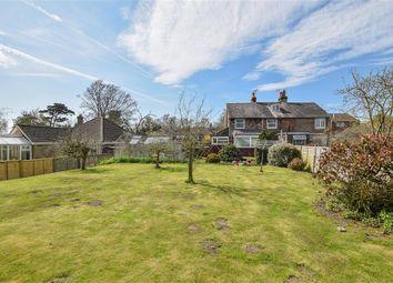 Thumbnail 2 bed end terrace house for sale in The Street, Willesborough, Ashford, Kent
