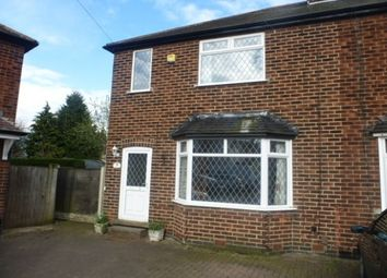 Thumbnail 3 bed property to rent in Cambridge Crescent, Stapleford, Nottingham