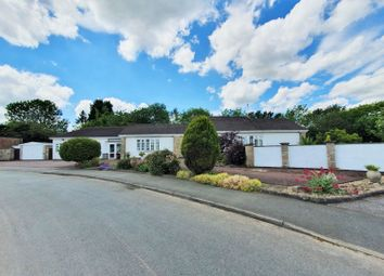Thumbnail 3 bed detached bungalow for sale in Maytree Drive, Kirby Muxloe, Leicester