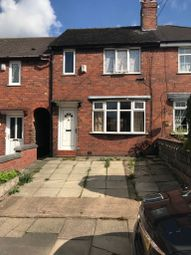 Thumbnail 2 bed terraced house to rent in Lincoln Road, Burslem / Stoke On Trent