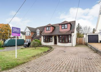 Thumbnail 5 bed detached house for sale in Grange Road, Billericay
