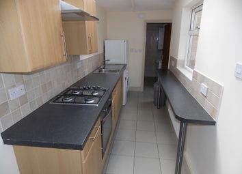 Thumbnail 2 bedroom terraced house to rent in Leopold Road, Leicester