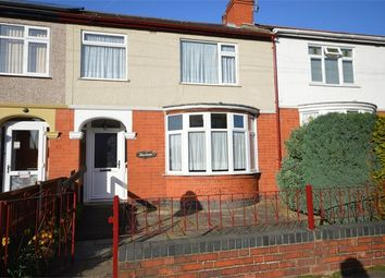 Thumbnail 3 bed terraced house for sale in Oldfield Road, Chapelfields, Coventry, West Midlands