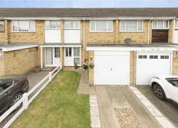 Thumbnail 3 bed terraced house for sale in Manston Way, Hornchurch