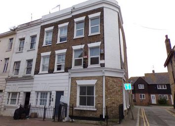 Thumbnail 3 bed end terrace house for sale in High Street, Ramsgate, Kent