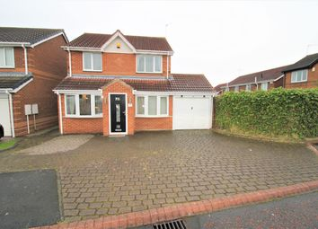 4 bed detached house for sale in Chigwell Close, Penshaw, Houghton Le Spring DH4