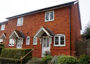 Thumbnail 2 bed end terrace house for sale in Woods Way, Buntingford
