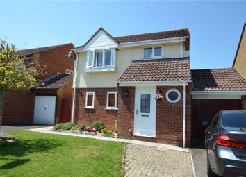 Thumbnail 4 bed detached house for sale in Headweir Road, Cullompton, Devon