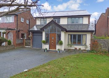 Thumbnail 5 bed detached house for sale in Andrew Lane, High Lane, Stockport