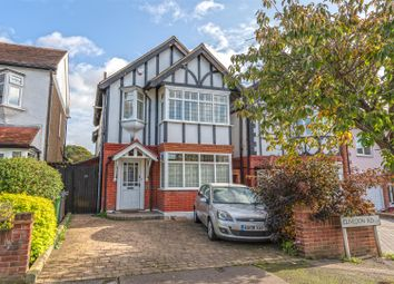 Thumbnail 4 bed detached house for sale in Clivedon Road, London