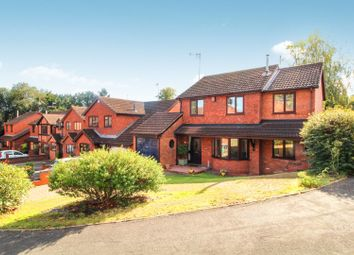 Thumbnail 4 bed detached house for sale in March Grove, Bewdley