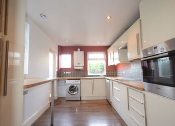 Thumbnail 3 bed terraced house to rent in Queens Road, Basingstoke