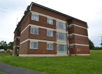 Thumbnail 2 bed flat to rent in Salisbury House, Wylye Road, Tidworth