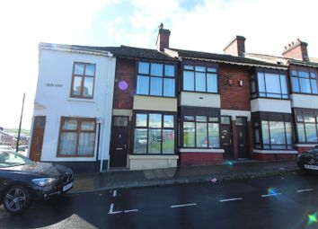 Thumbnail 3 bed terraced house for sale in Ludlow Street, Hanley, Stoke-On-Trent