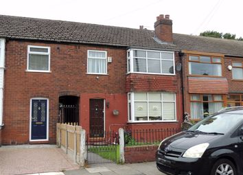 Thumbnail 3 bed terraced house for sale in Fairless Road, Eccles, Manchester