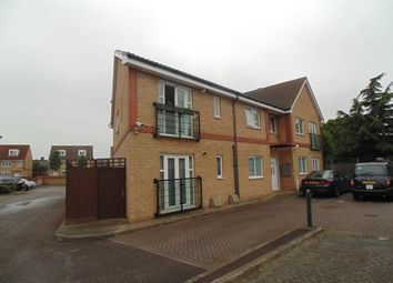 Thumbnail 2 bedroom flat for sale in Bromhall Road, Dagenham