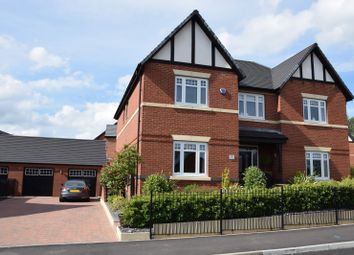 Thumbnail 5 bedroom detached house for sale in Ash Tree Road, Ashby De La Zouch