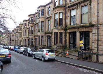 Thumbnail 1 bed flat to rent in Bowmont Terrace, Glasgow