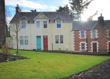 Thumbnail 3 bed terraced house to rent in Burrell Square, Crieff