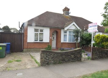 3 bed semi-detached bungalow for sale in Culford Road, Grays RM16