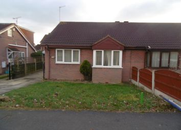 Thumbnail 2 bed semi-detached bungalow for sale in Brooksfield, South Kirkby