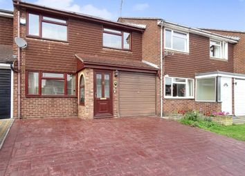 Thumbnail 3 bed terraced house for sale in The Ridings, Chelmsford, Essex