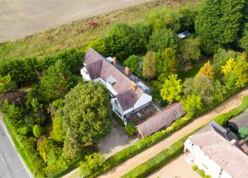 Thumbnail 4 bed detached house for sale in Grantchester Road, Coton, Cambridge