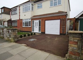 Thumbnail 5 bed semi-detached house to rent in Layard Road, Enfield