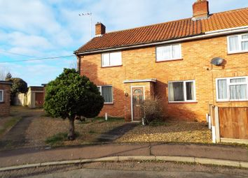 Thumbnail 3 bed semi-detached house for sale in St. Andrews Close, Northwold, Thetford
