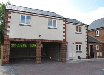 Thumbnail 2 bed property for sale in Grewcocks Place, Earl Shilton, Leicester