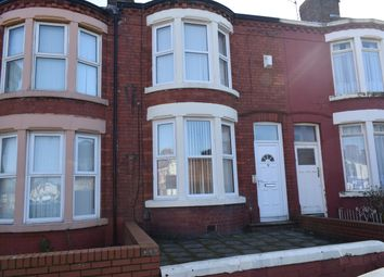 Thumbnail 1 bed flat to rent in Suburban Road, Liverpool