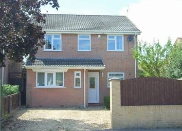 Thumbnail 4 bed detached house to rent in Palmeston Road, Upton