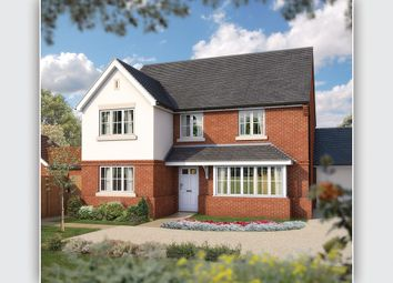 "Thumbnail 5 bed detached house for sale in ""The Chester"" at Coupland Road, Selby"