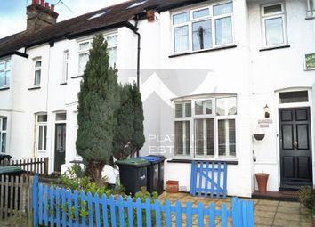 Thumbnail 2 bed terraced house to rent in Highfield Road, Winchmore Hill